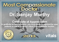 Rochester Hills MI Physician - WellHealth Medical Associates - compassion-award